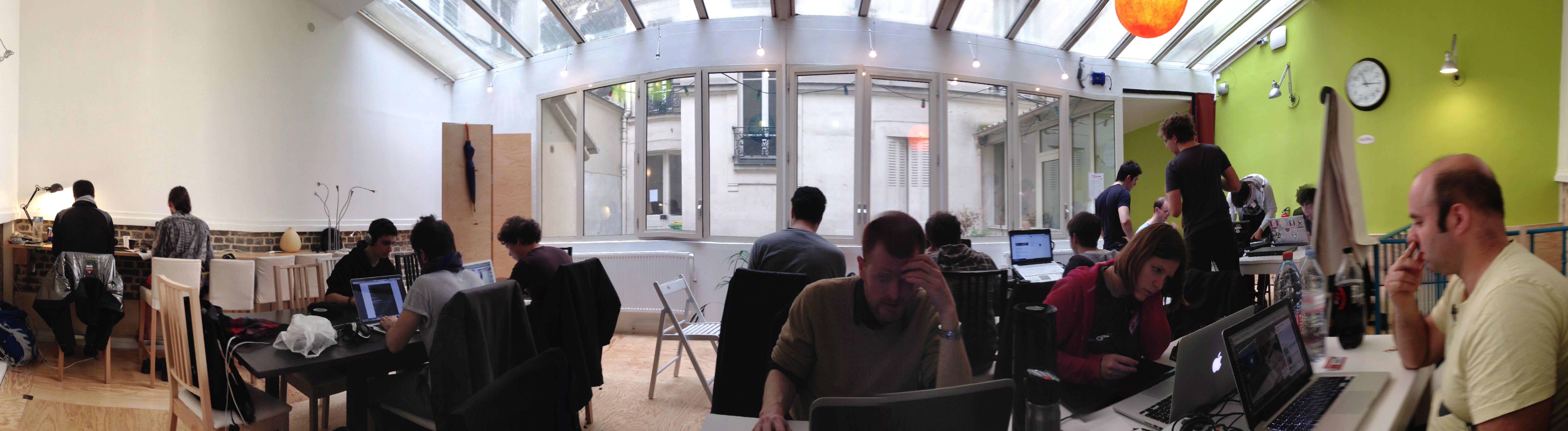 Ludum Dare Paris