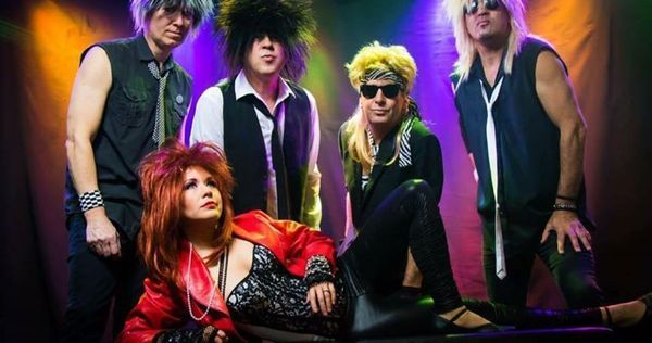 Lets Dance Update: Let's Dance To The Hits Of The 80's With That 80's Band At