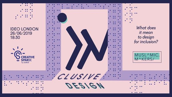 Creative Sparx by IDEO - A Conversation About Inclusive Design