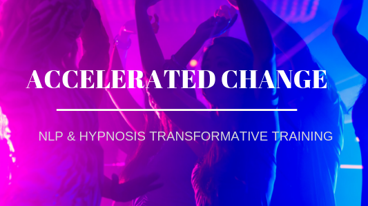 Accelerated Change - LA & OC's #1 NLP & Hypnosis Training