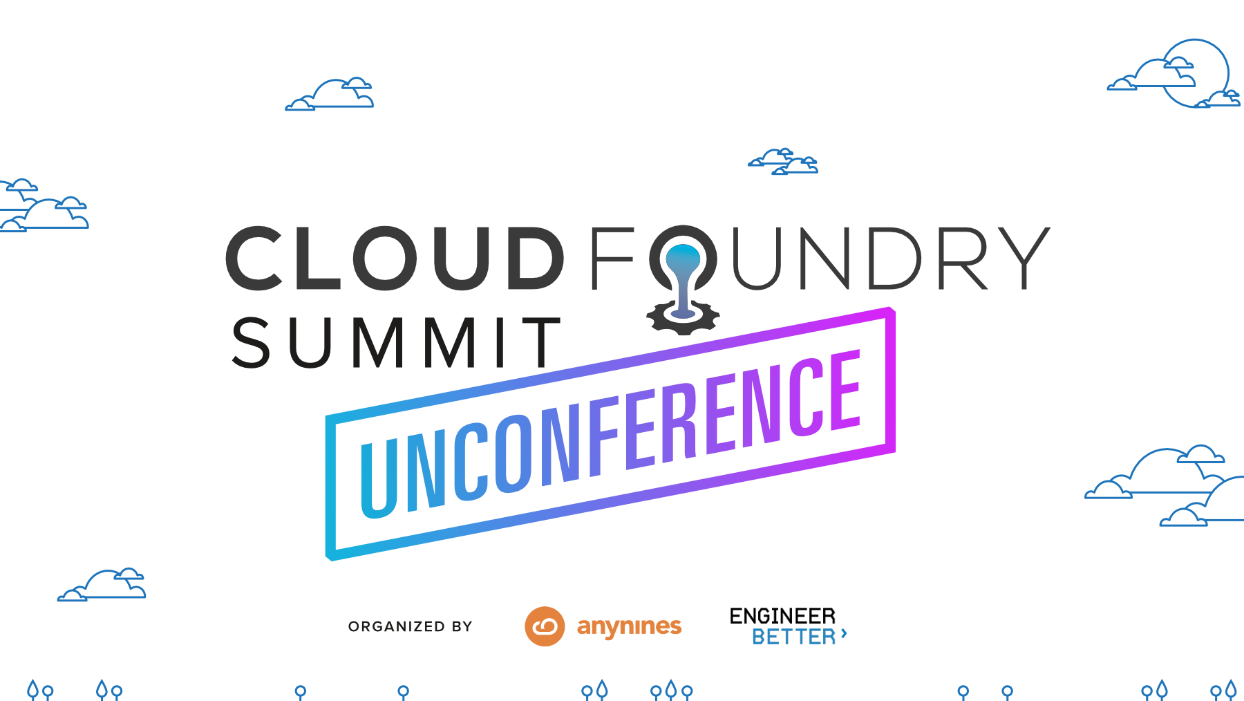 Unconference - Cloud Foundry Summit Europe & North America