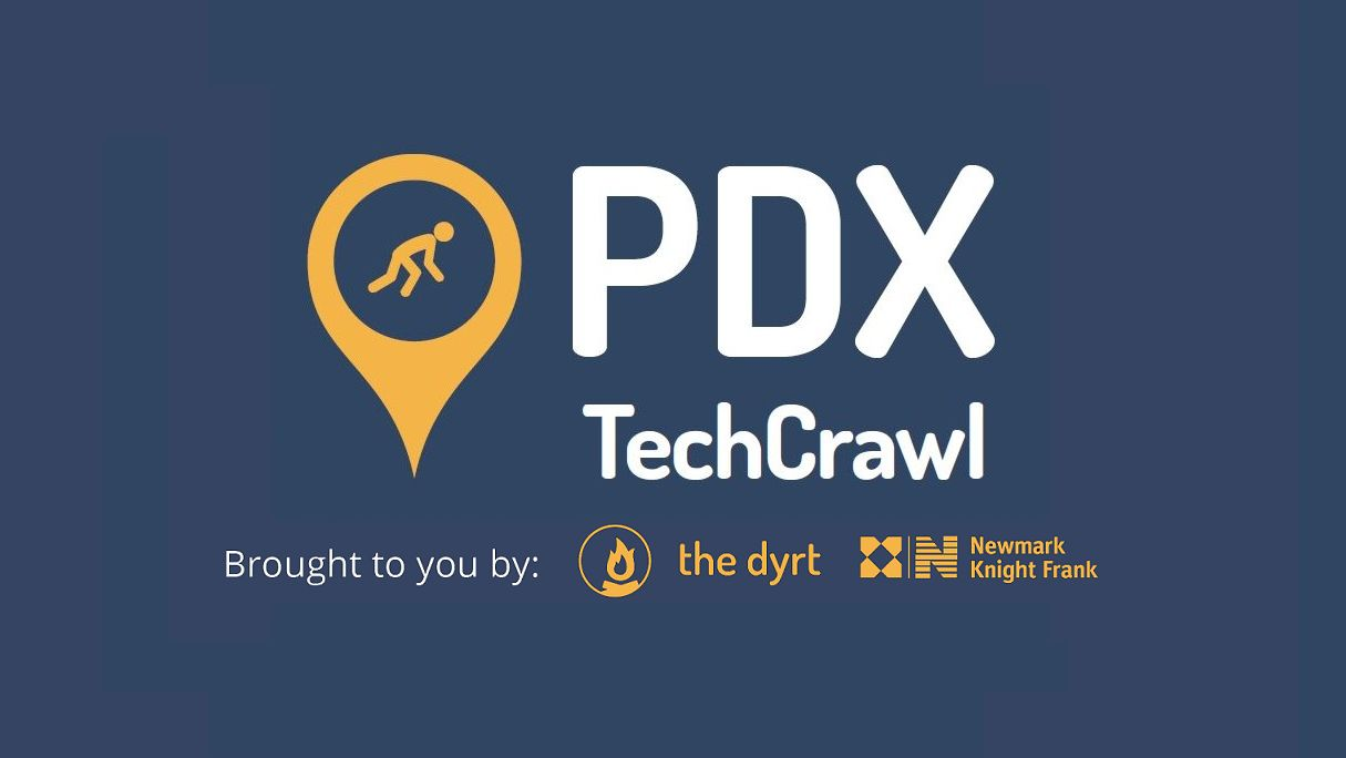 TechCrawl brought to you by The Dyrt & Newmark