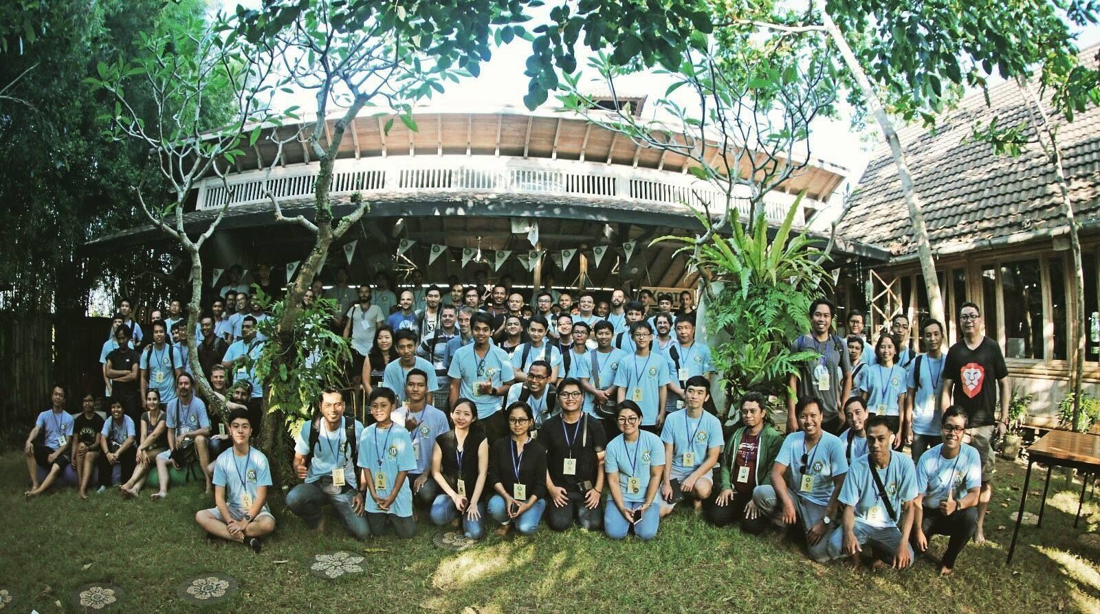 WordPress Meetup Bali