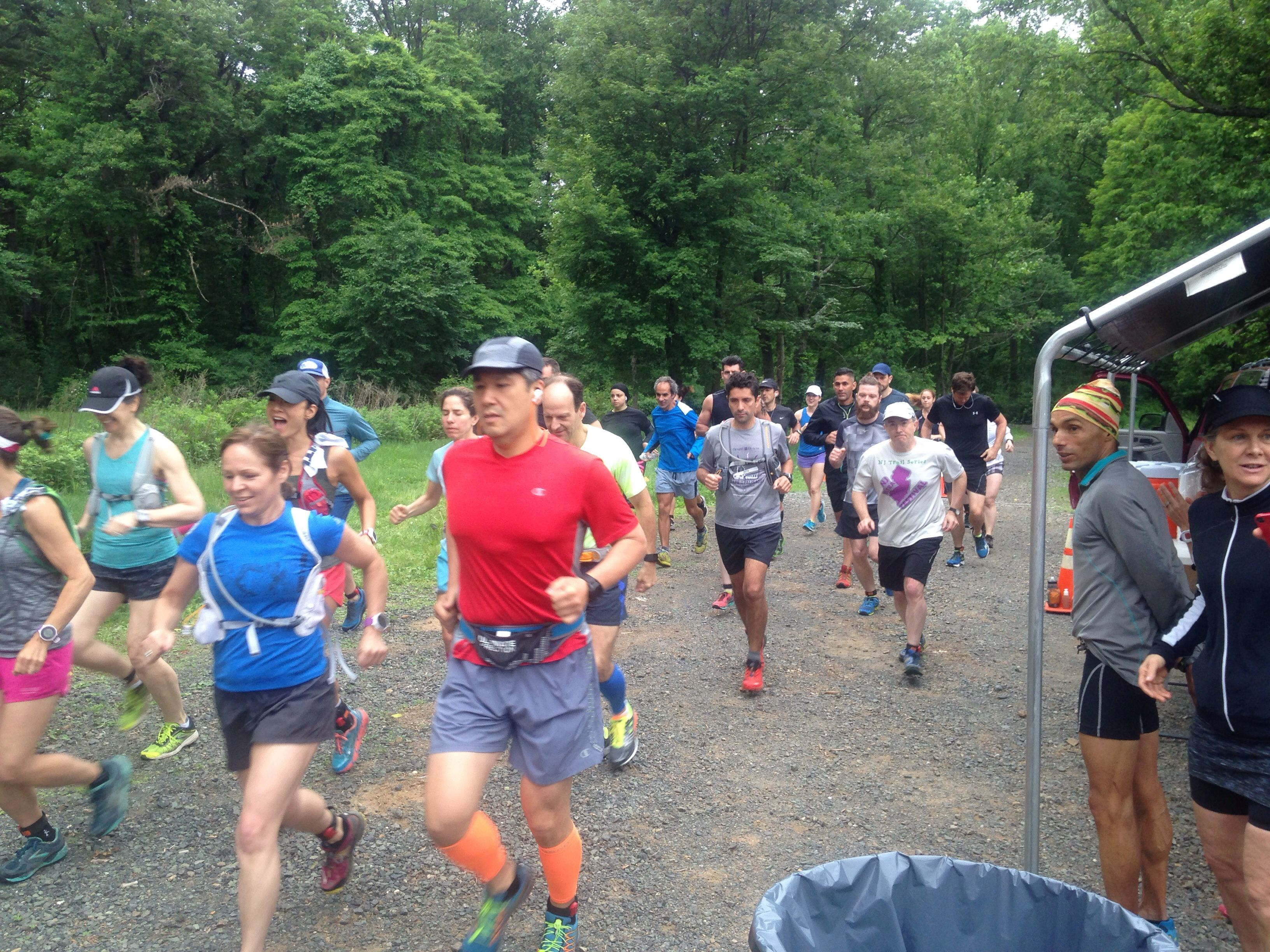 The North Jersey Road Runners