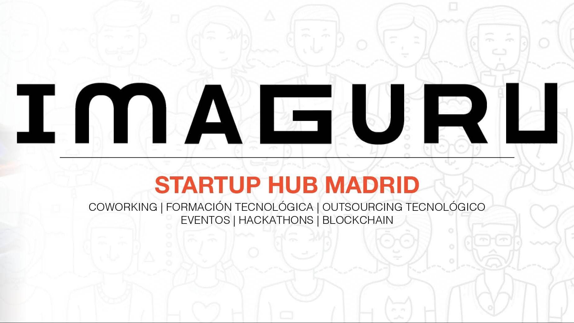 Imaguru Startup HUB Madrid