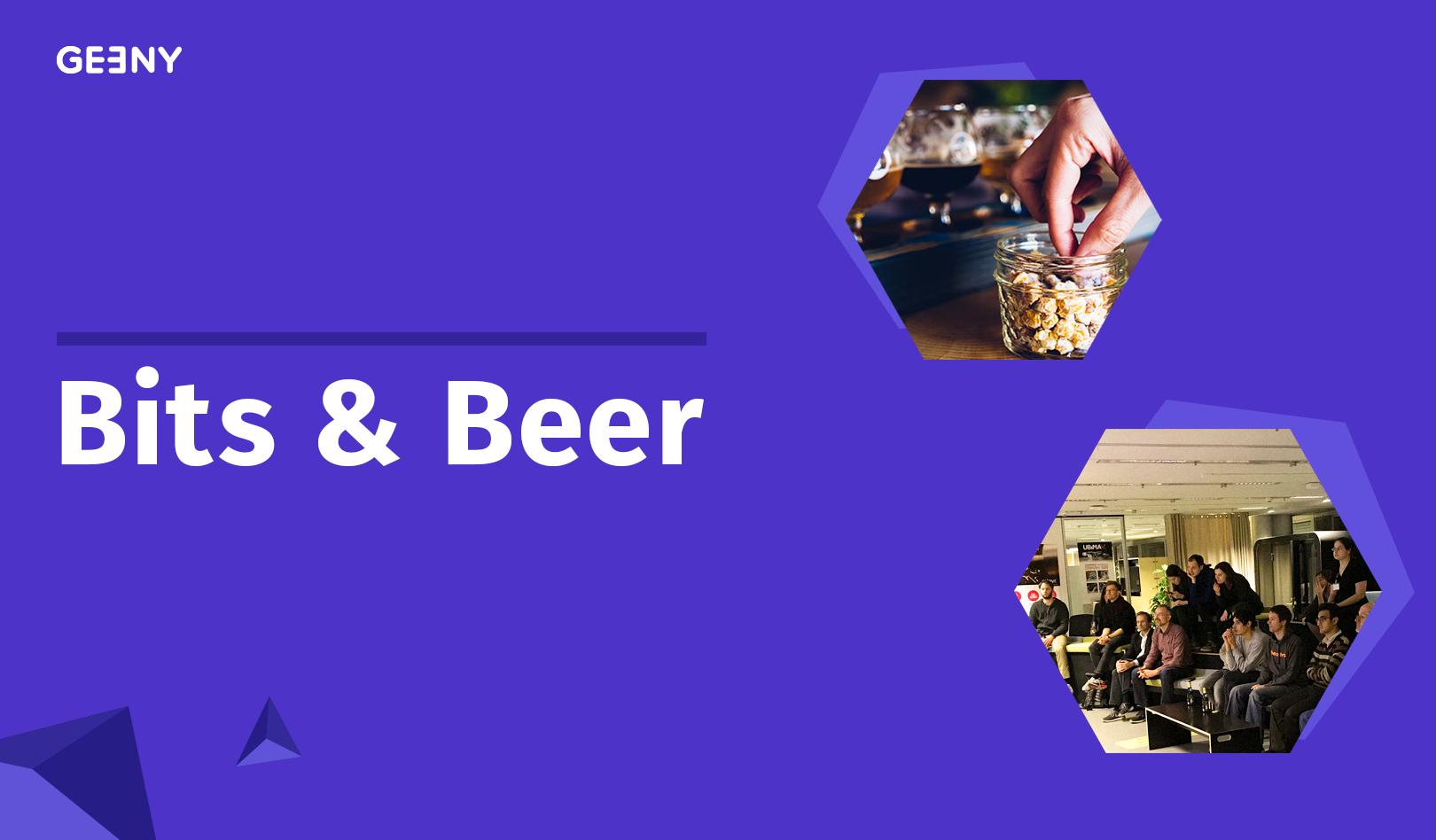 Bits & Beer - Berlin's IoT Developer Evening