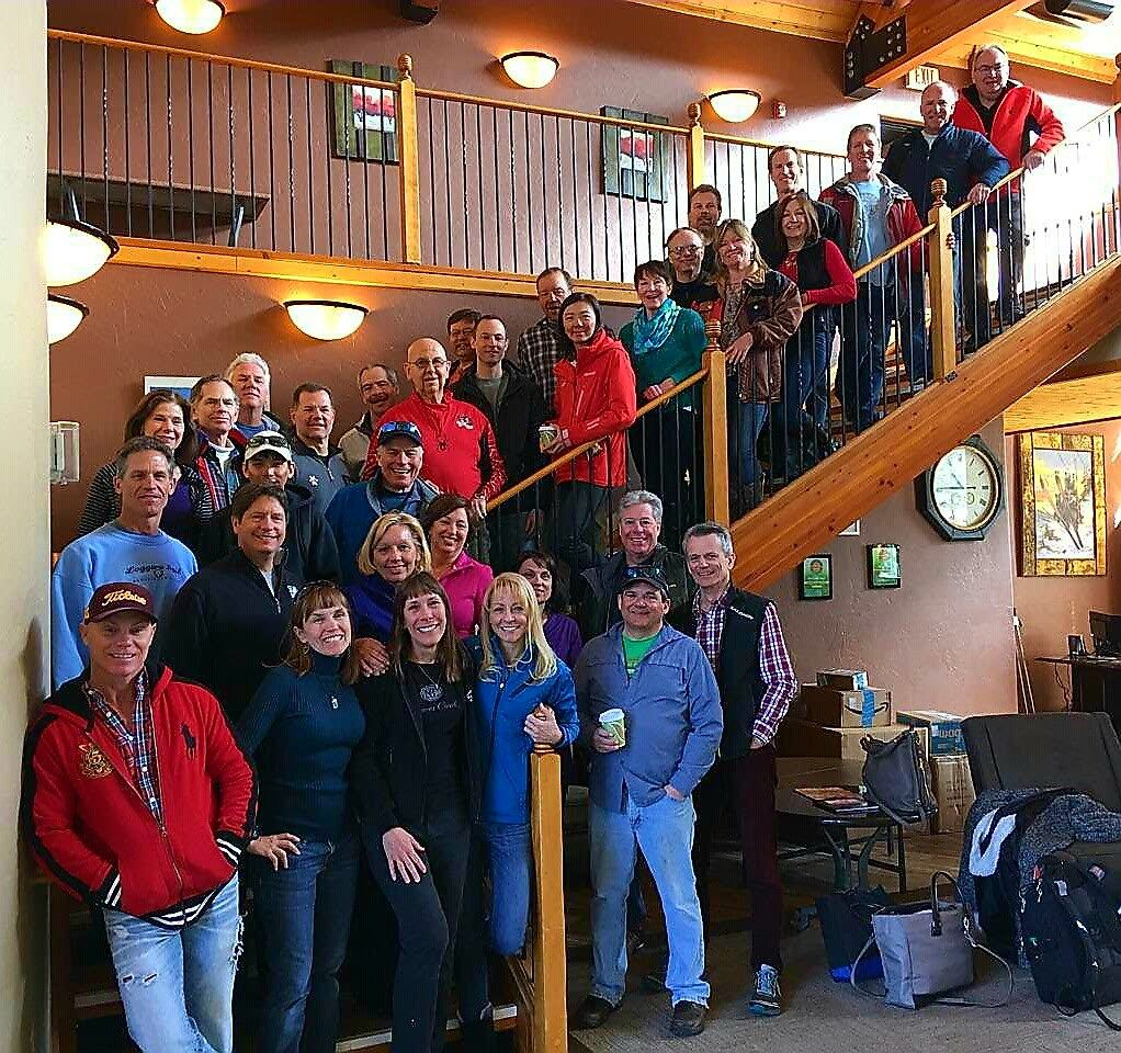 MN Ski Hawks, a Ski, Snowboard and Social Club
