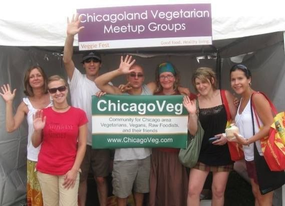 ChicagoVeg ☺ Chicagoland Vegetarian-Vegan-RawFood Community