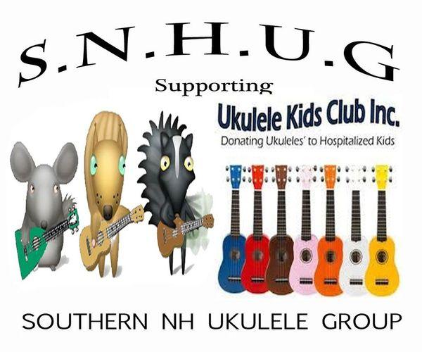 Southern Nh Ukulele Group Snhug Kingston Nh Meetup
