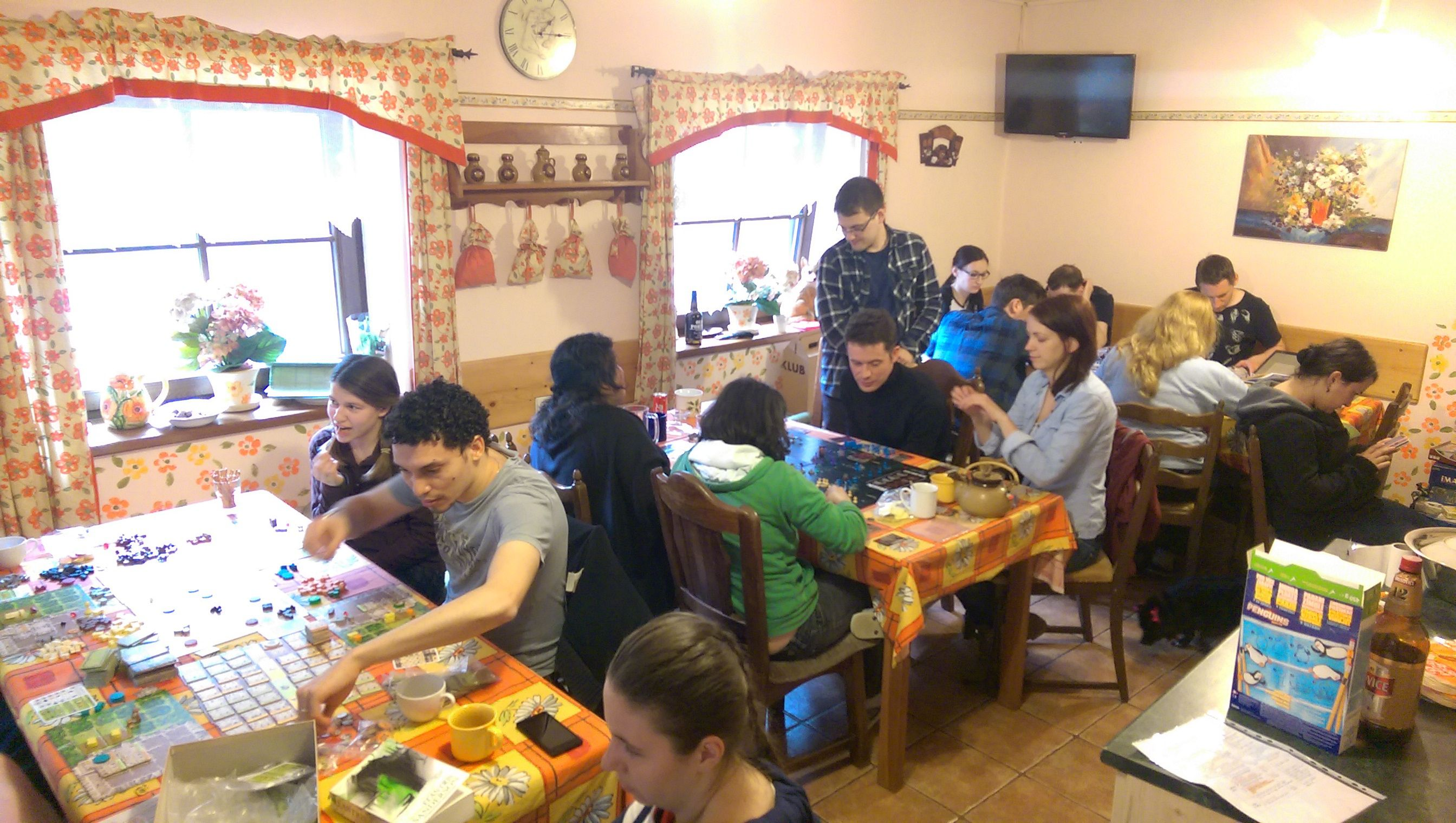 Board Games Club Prague