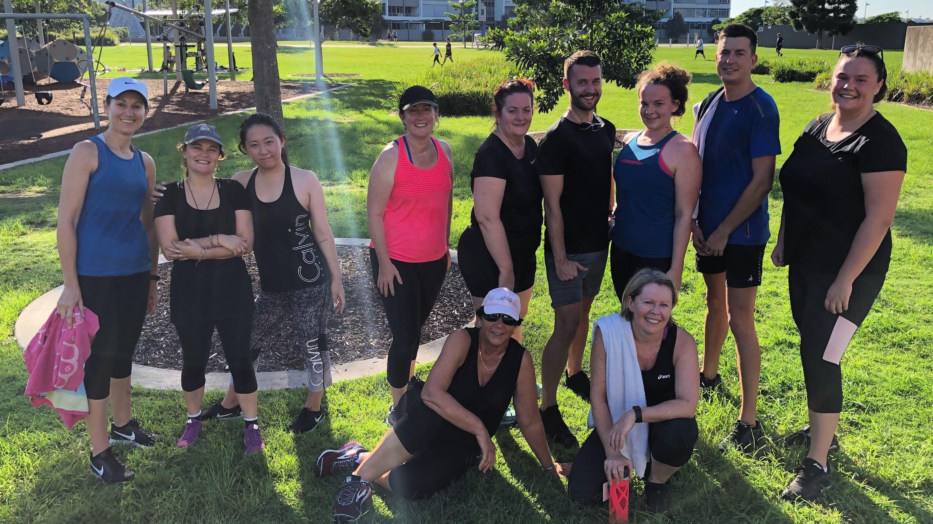 Brisbane Weekly Fitness and Breakfast Meetup