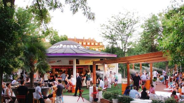 Terraceo En Terraza Atenas Ven A Conocer Gente Nueva En