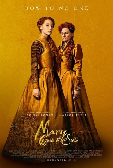 Movie Night: Mary Queen of Scots