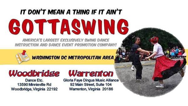 Woodbridge & Warrenton Greater Area Swing Dancing Group (Woodbridge, VA)