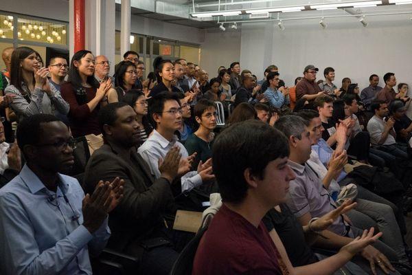 CTO of NYC + Mayor's Office of Data Analytics present: Big