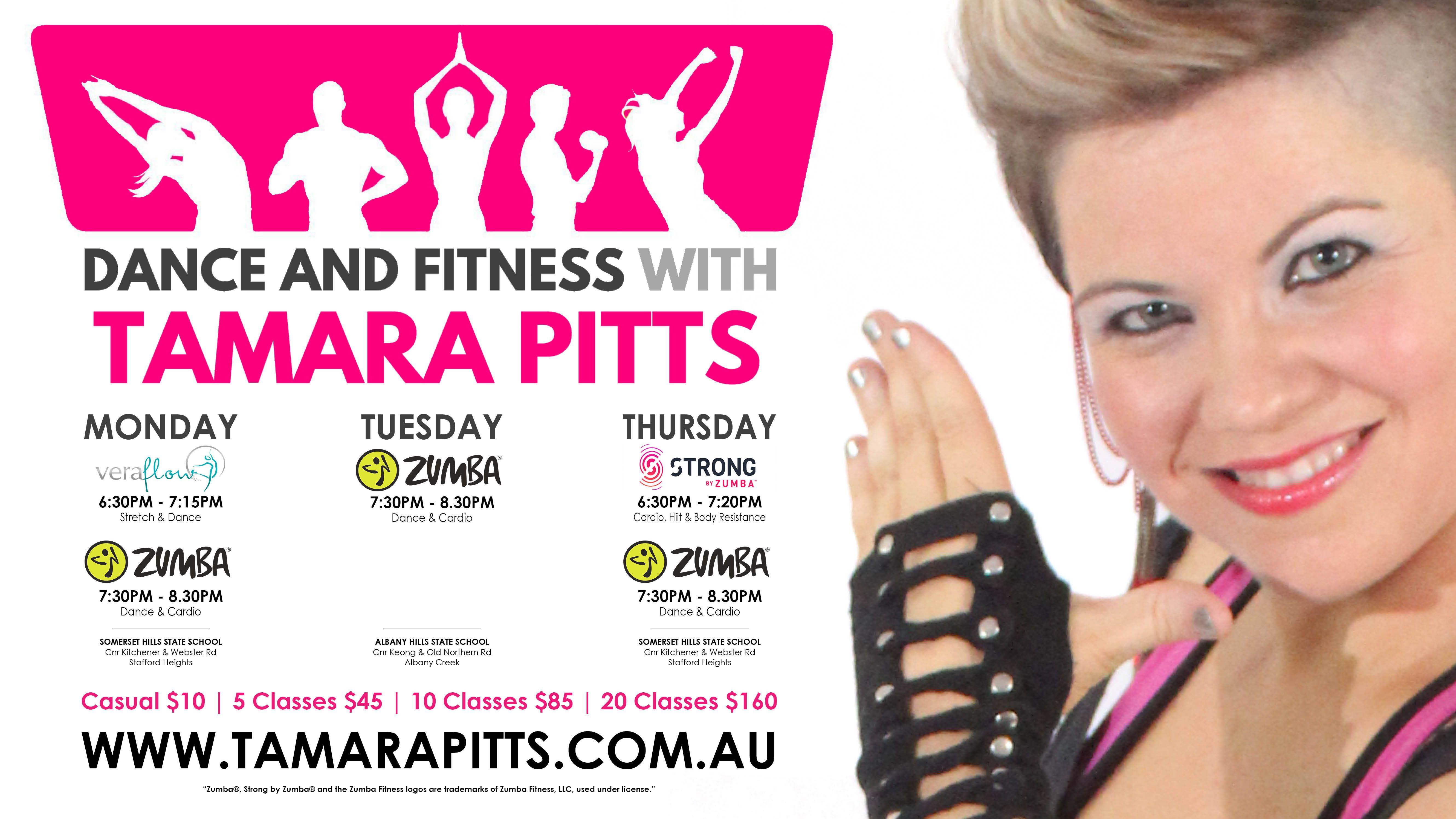 Dance & Fitness Classes - Brisbane Northside - Albany Creek