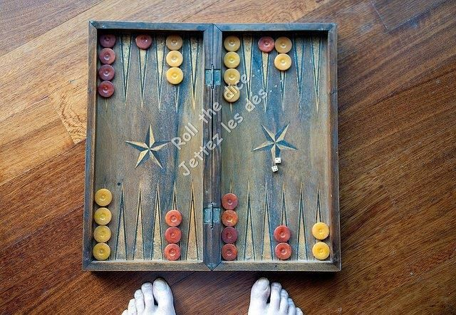 Auckland Backgammon