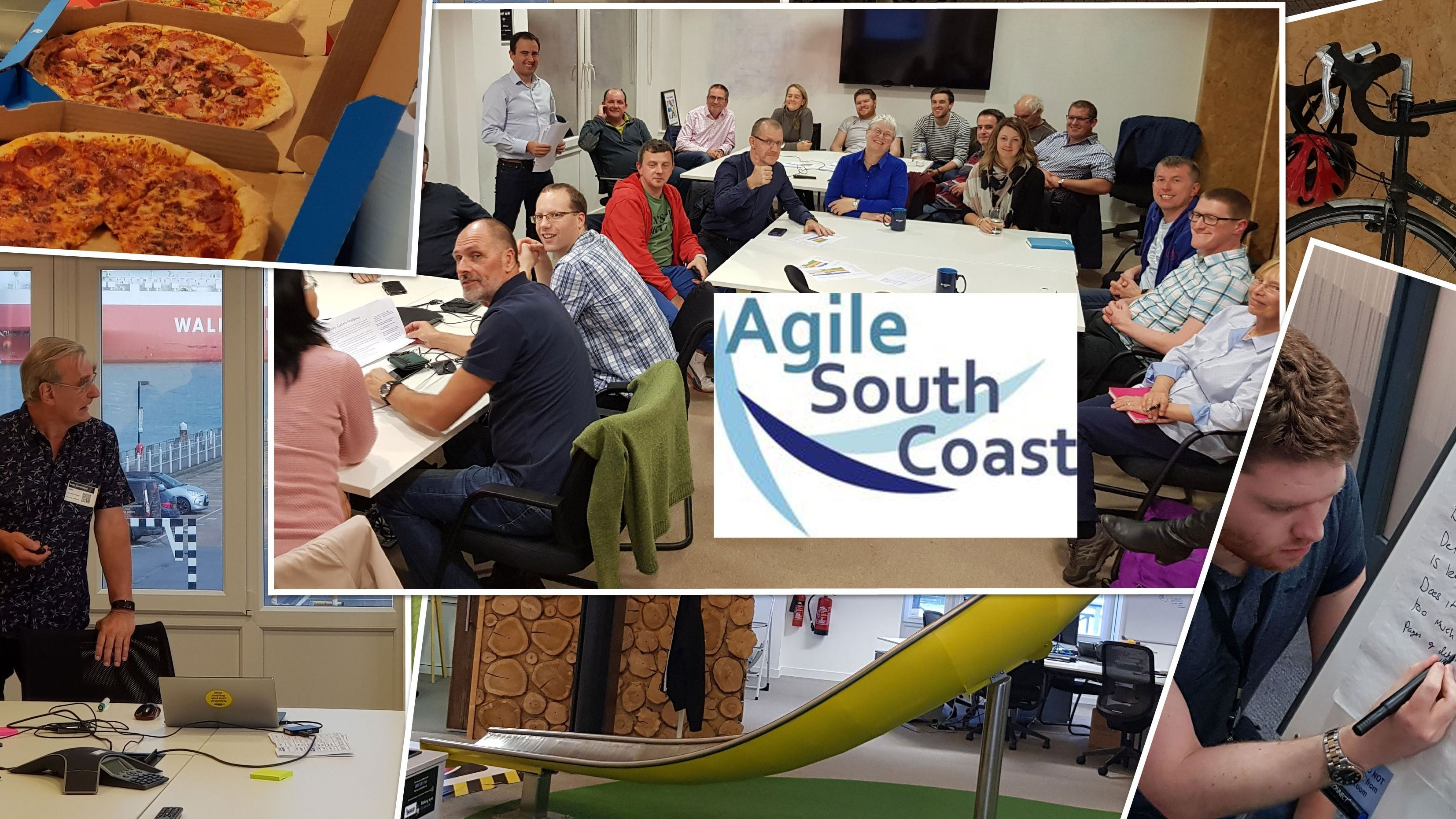 Agile South Coast in Southampton