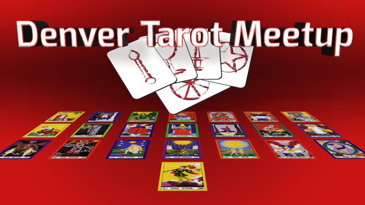 Denver Tarot Meetup
