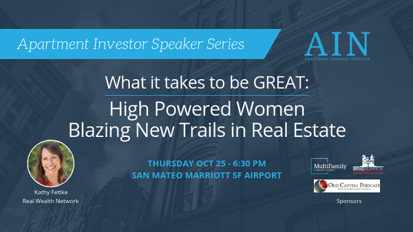 NorCal AIN: High Powered Women in Multifamily | Meetup