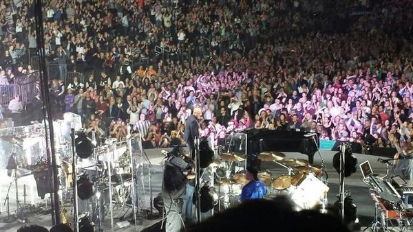 Billy joel live concert bus trip to madison square - Billy joel madison square garden march 3 ...