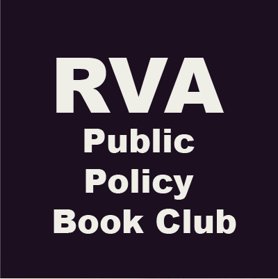 April RVA Public Policy Book Club Meeting