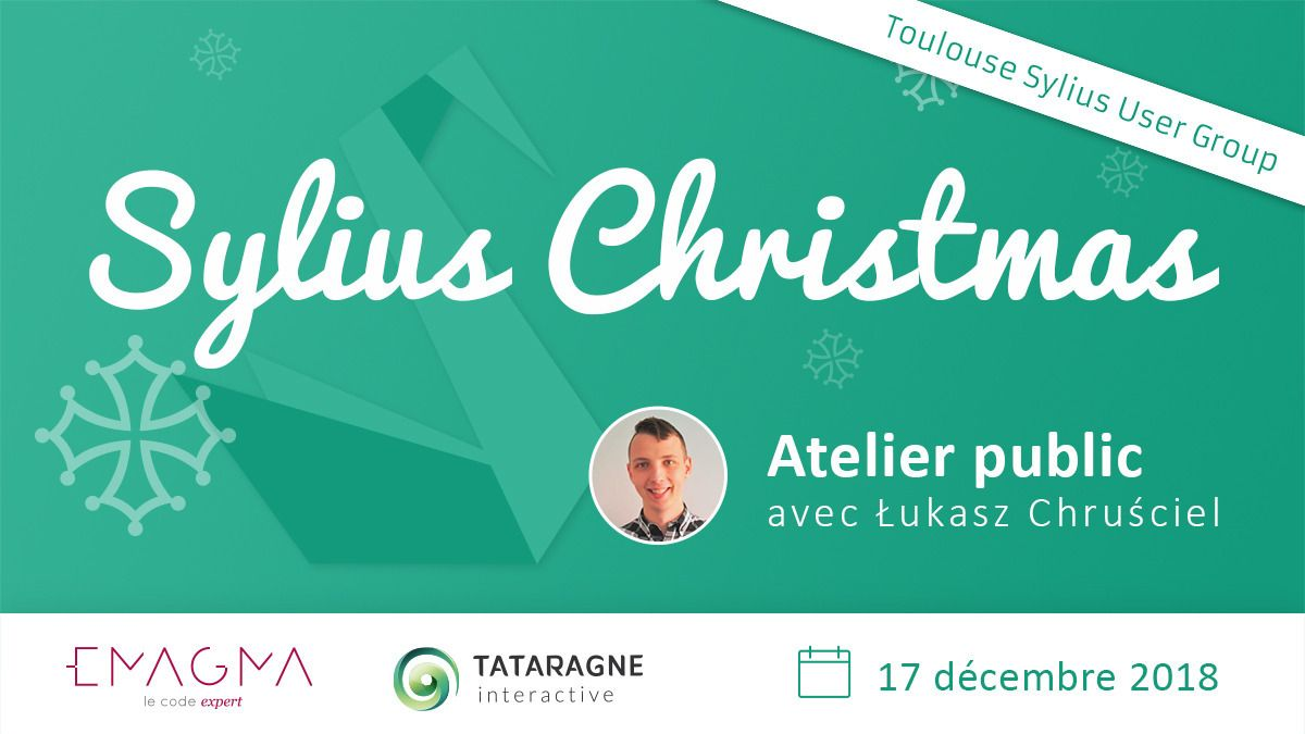Meetup Sylius Toulouse
