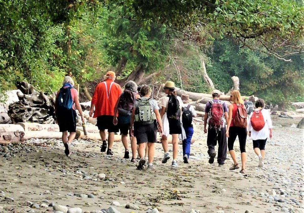 The Vancouver Walking Meetup Group