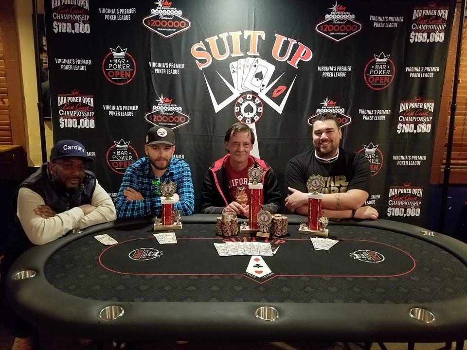 Poker Night: Texas Hold'Em - Richmond, VA