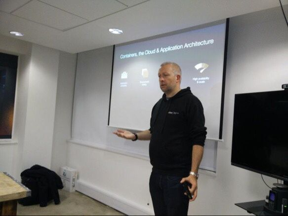 Cambridge AWS User Group