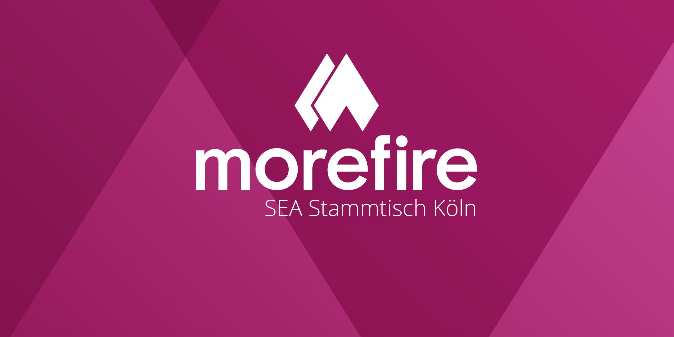 morefire SEA Stammtisch Cologne