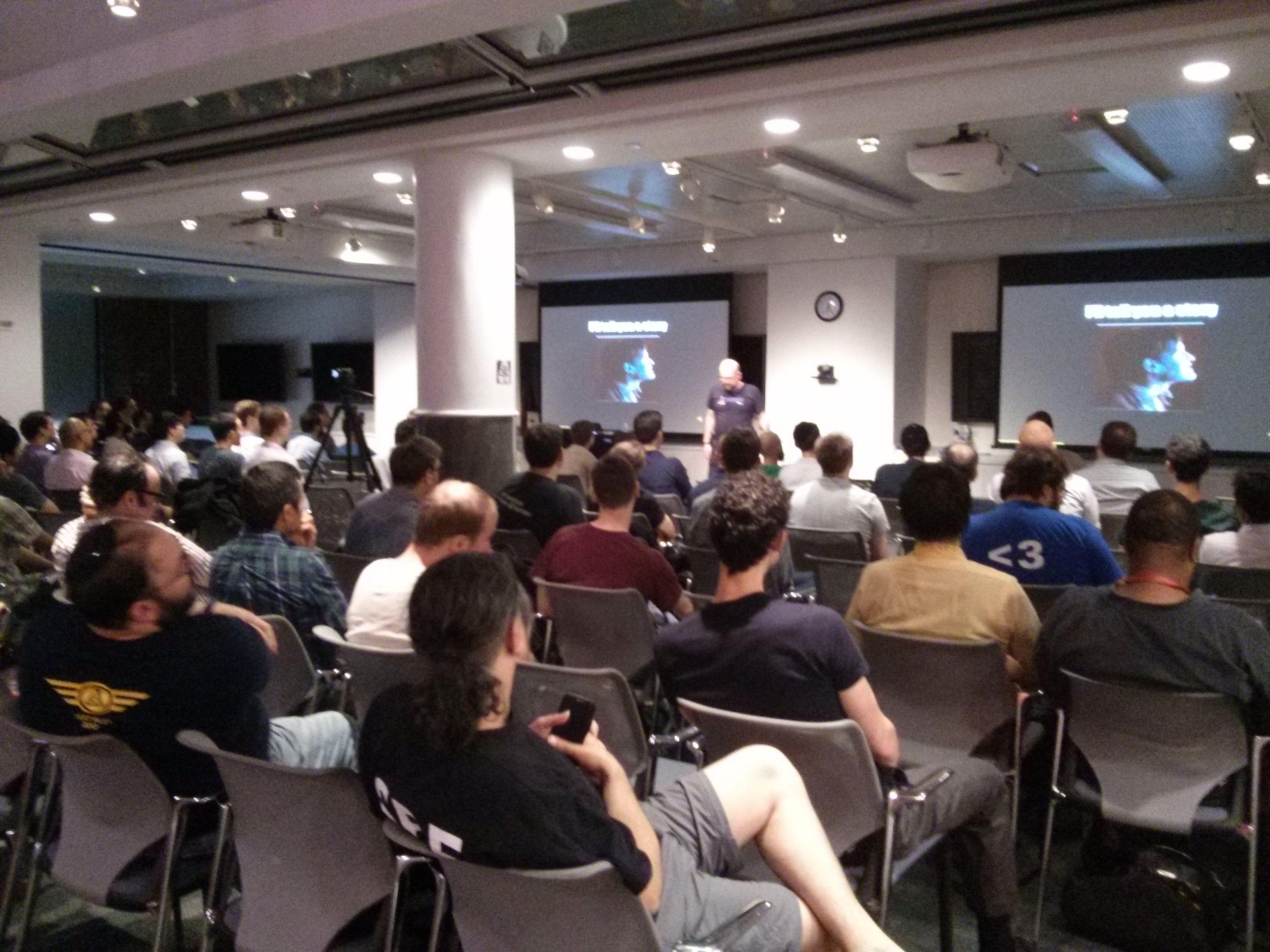 NYLUG - New York Linux Users Group