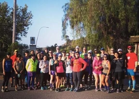 The San Diego North County Running Meetup
