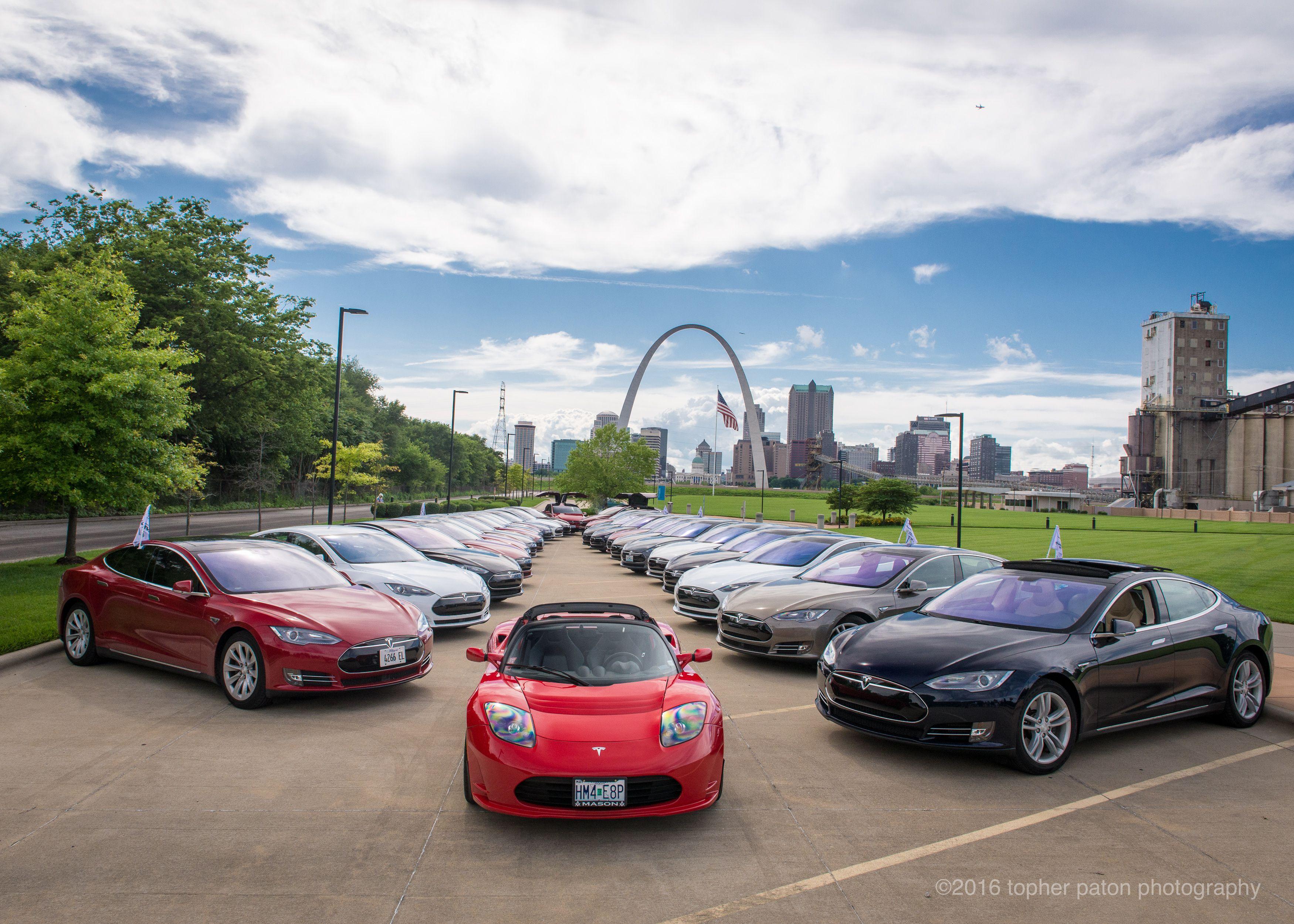 St. Louis Tesla Enthusiasts & Tesla Owners - St. Louis