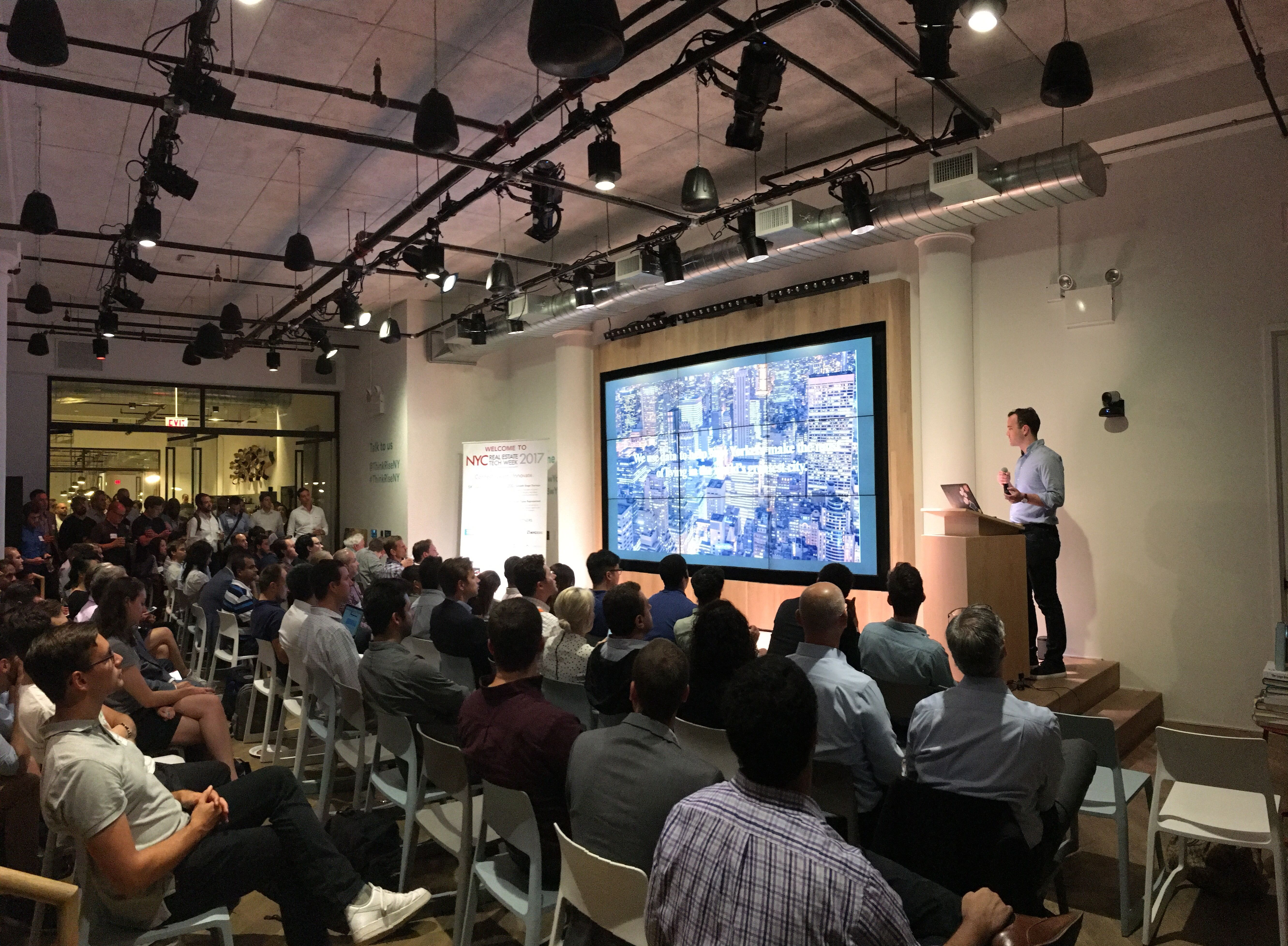 NYC Real Estate Tech Startups