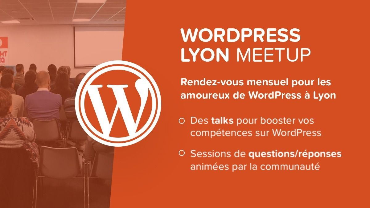 WordPress Lyon Meetup