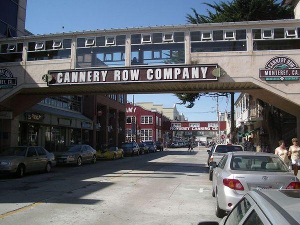 Trip To Monterey Bay Aquarium Cannery Row Culinary