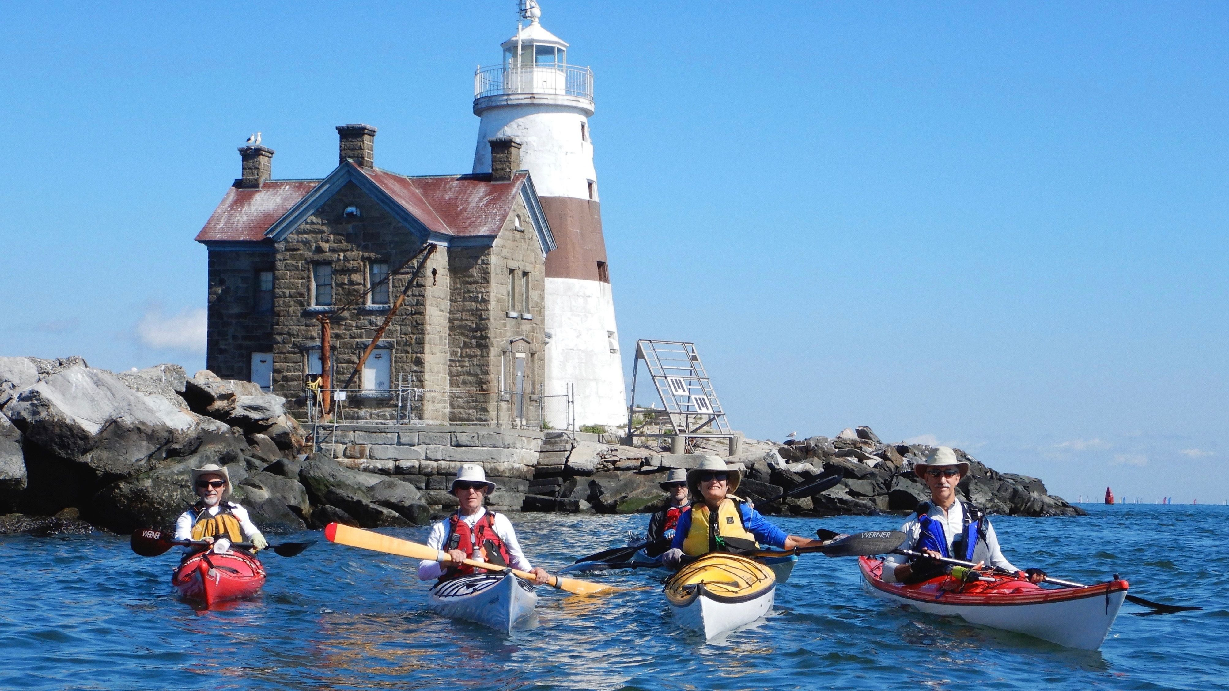 North Shore Kayak Club Meetup
