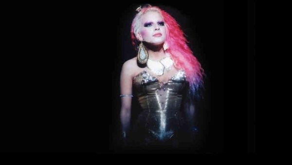MISSING PERSONS 1980s New Wave band with Dale Bozzio dinner at – Missing Person Words