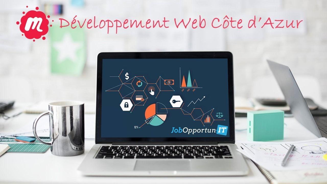 Développement Web Côte d'Azur