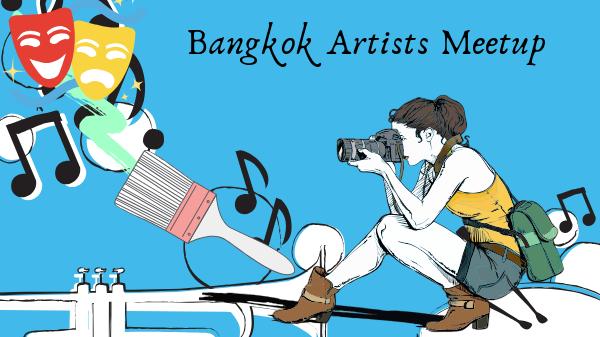 Bangkok Artists Meetup