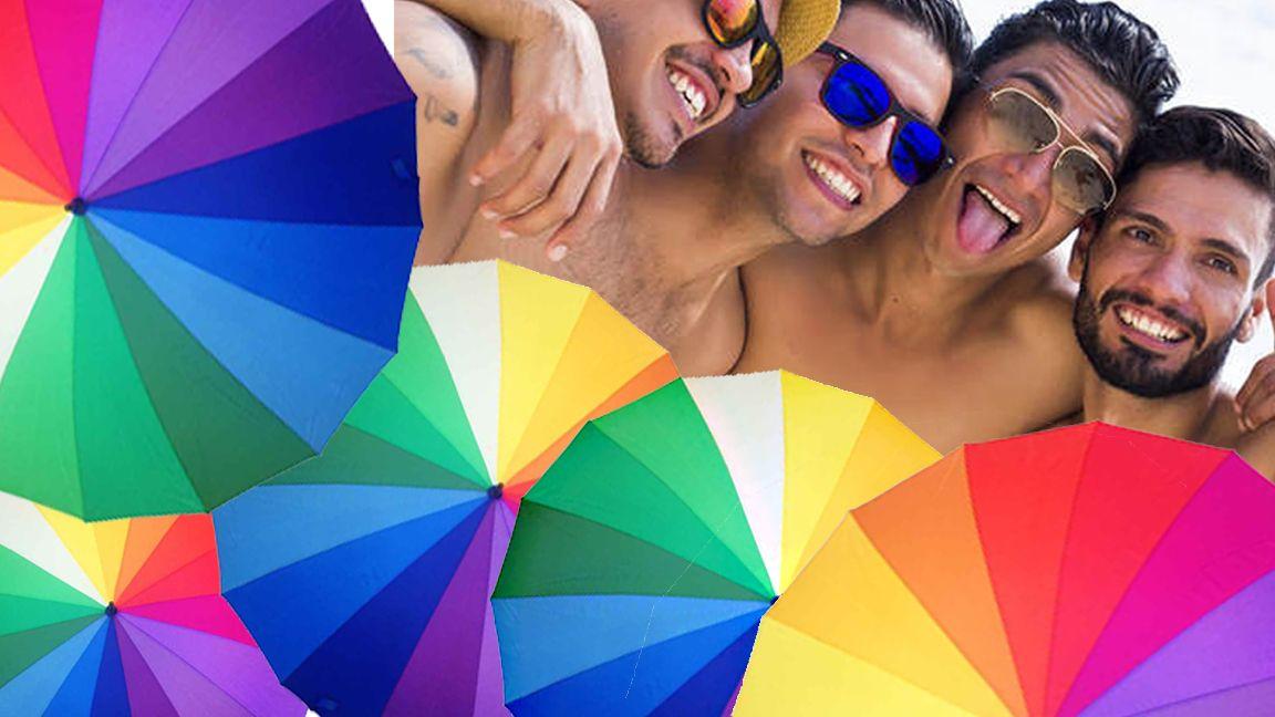 Gay Guys Having Fun