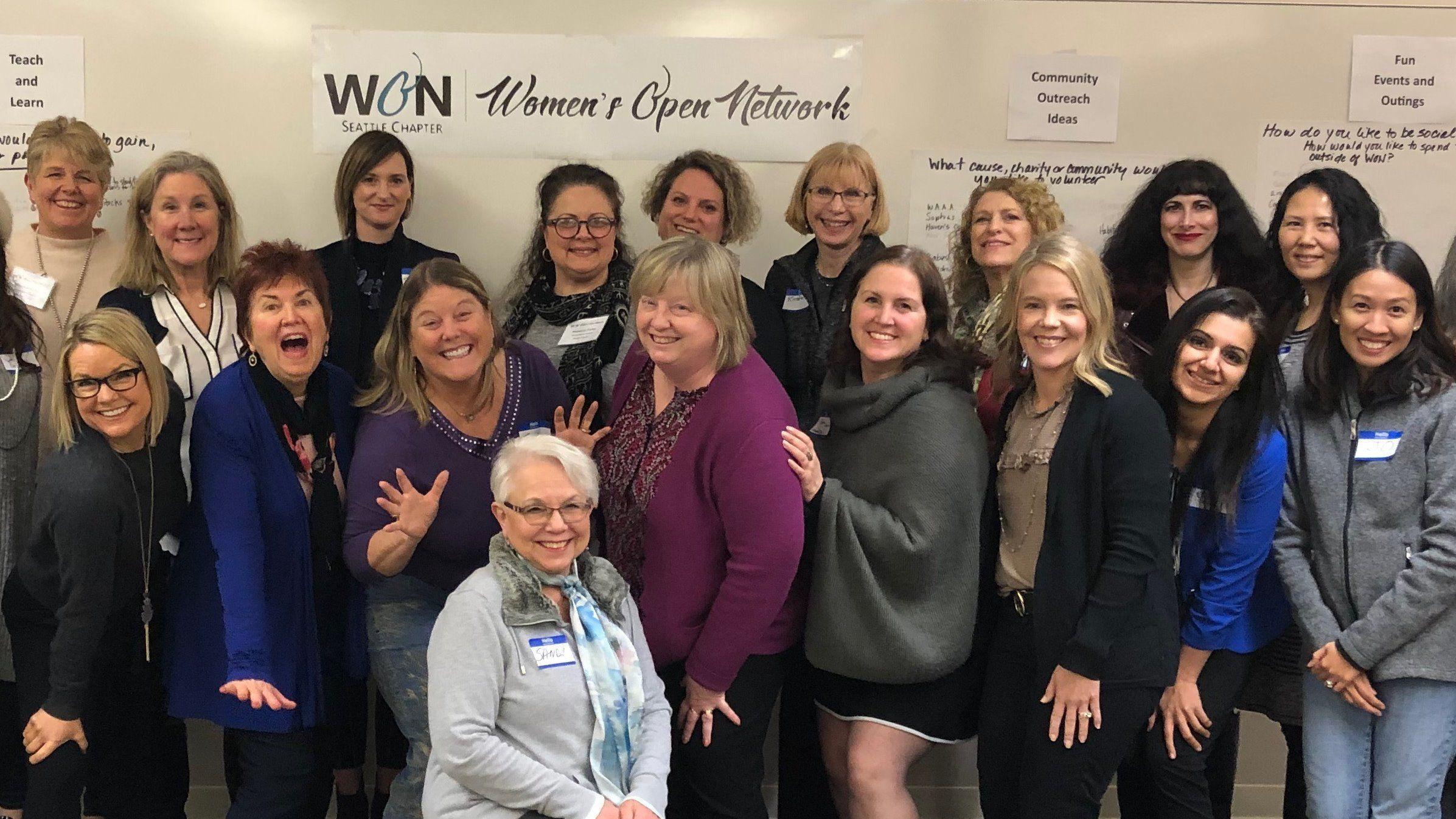 WON - Women's Open Network