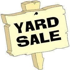 Help needed for Yard Sale by Three Chopt Presbyterian and Boy Scouts