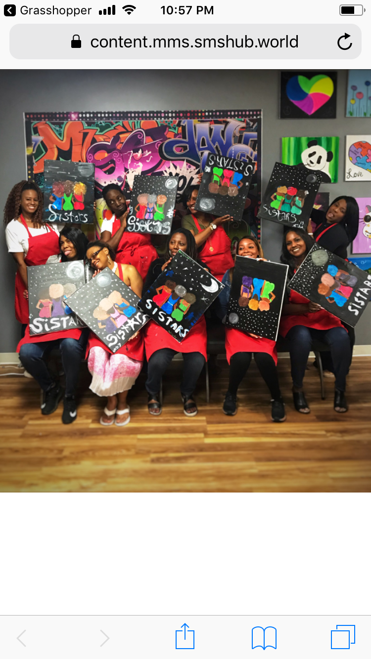 SIP & PAINT Breast Cancer & Sock, Clothing, Coat Drive