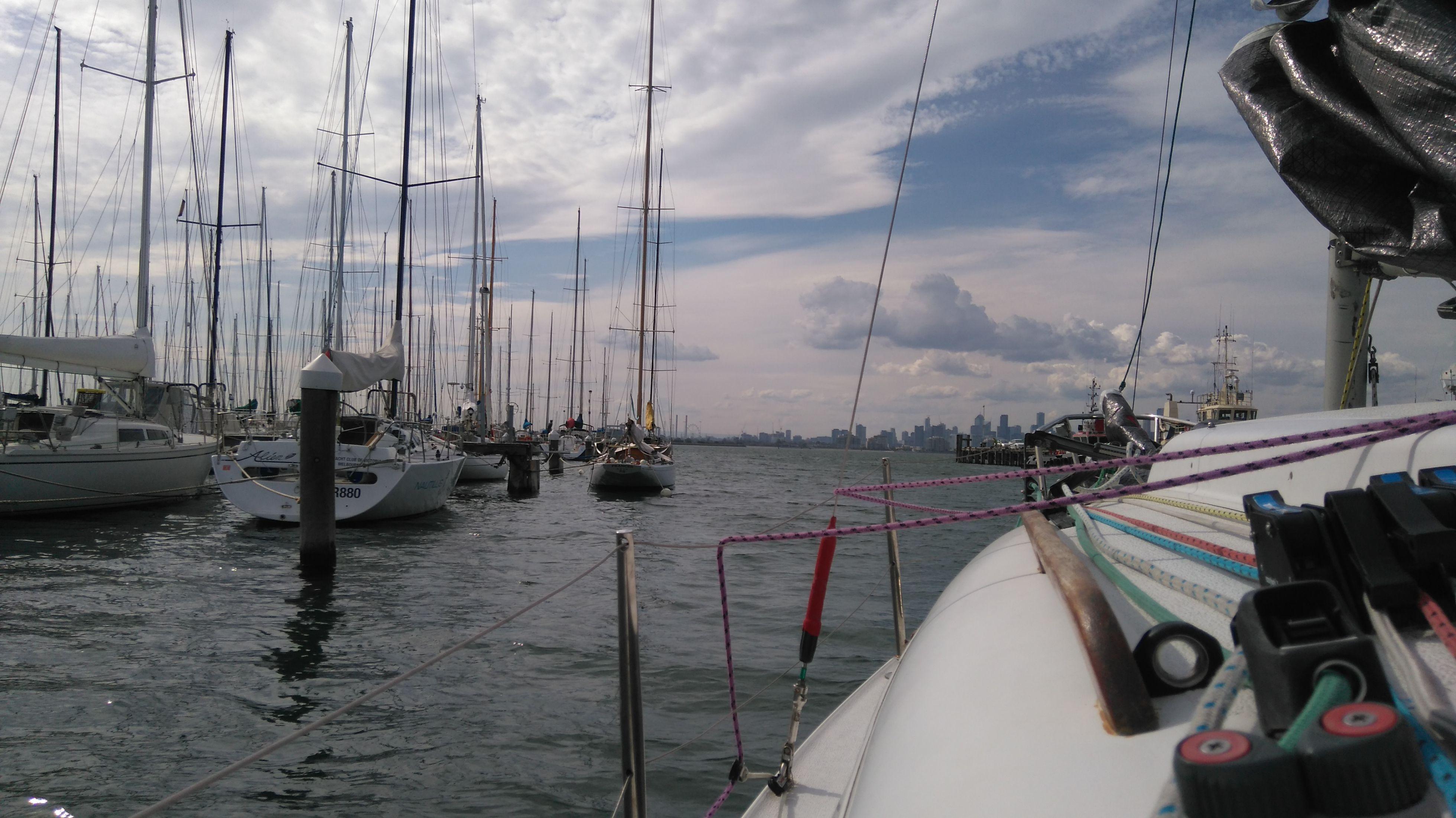 Learn to sail melbourne sandringham