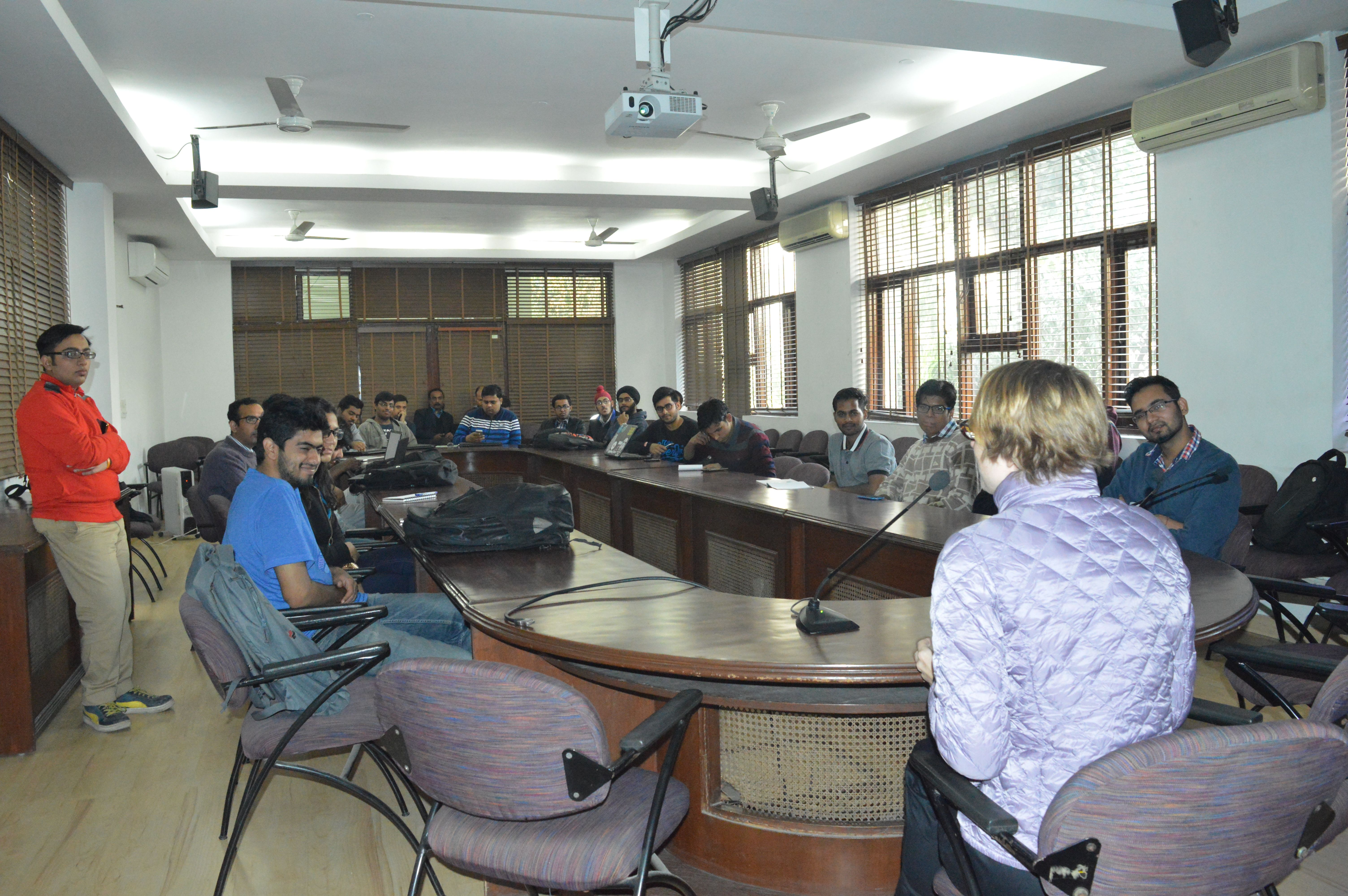 PyDelhi - Python Delhi User Group