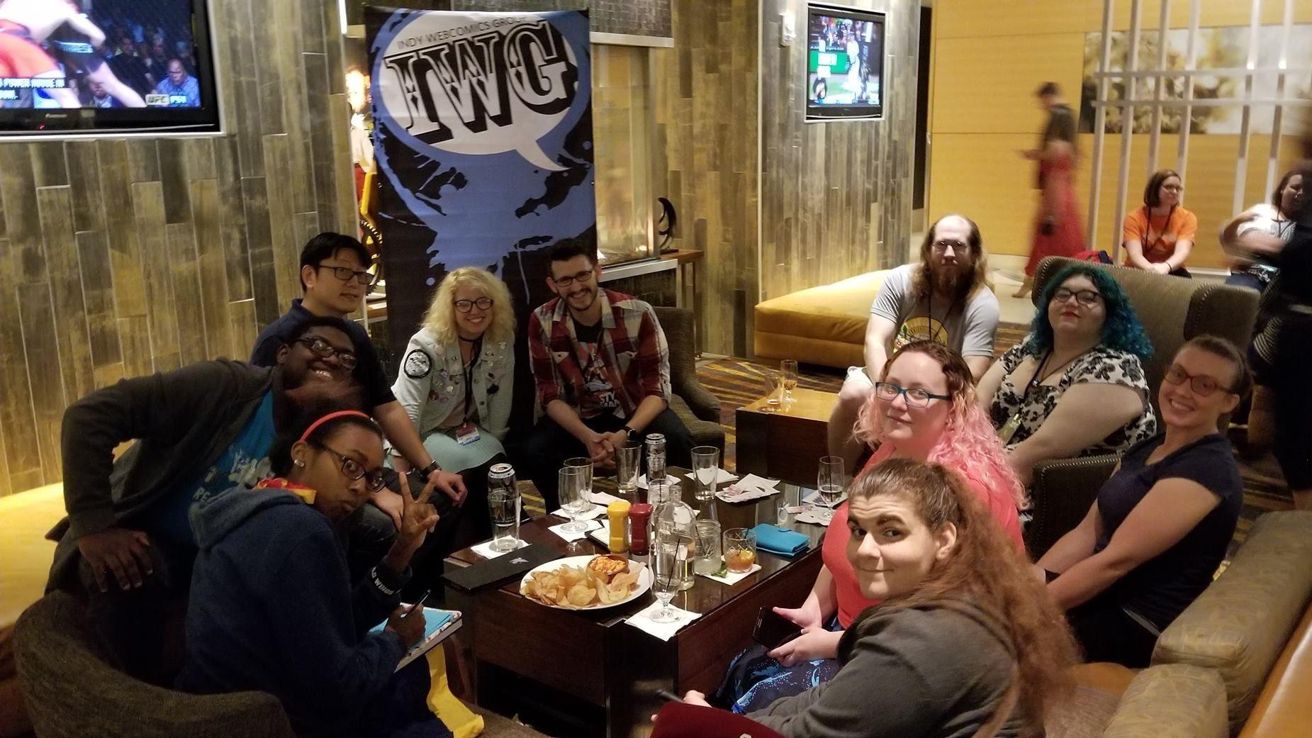 Indy Webcomics Group