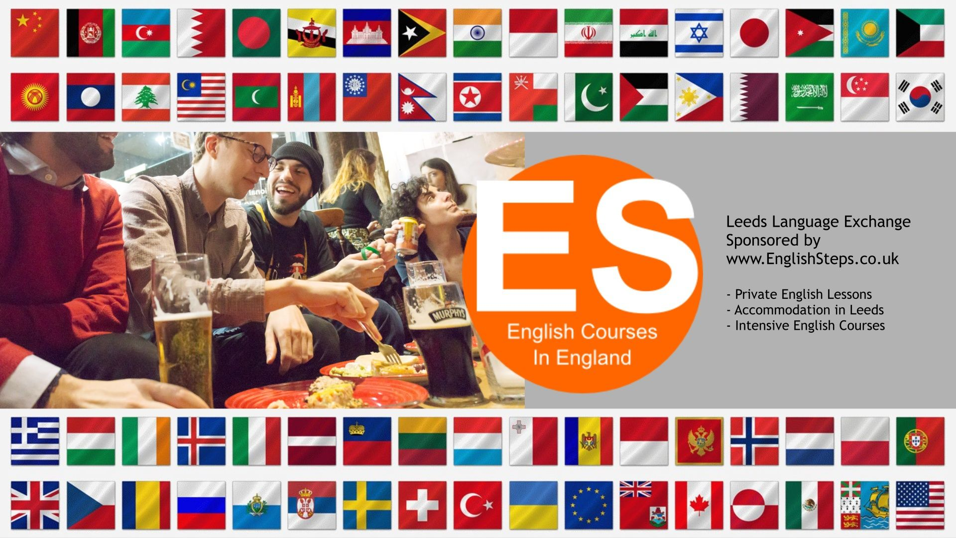 Leeds language exchange