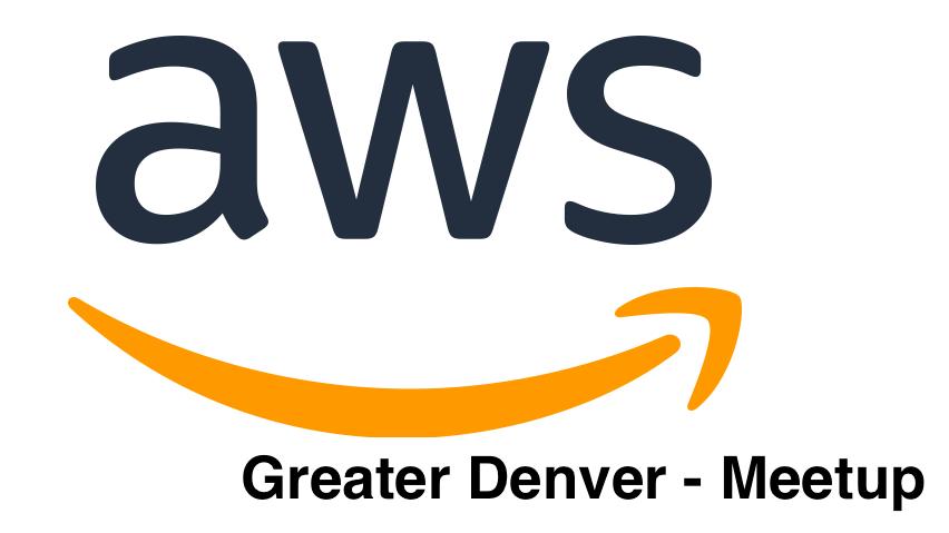 AWS Greater Denver